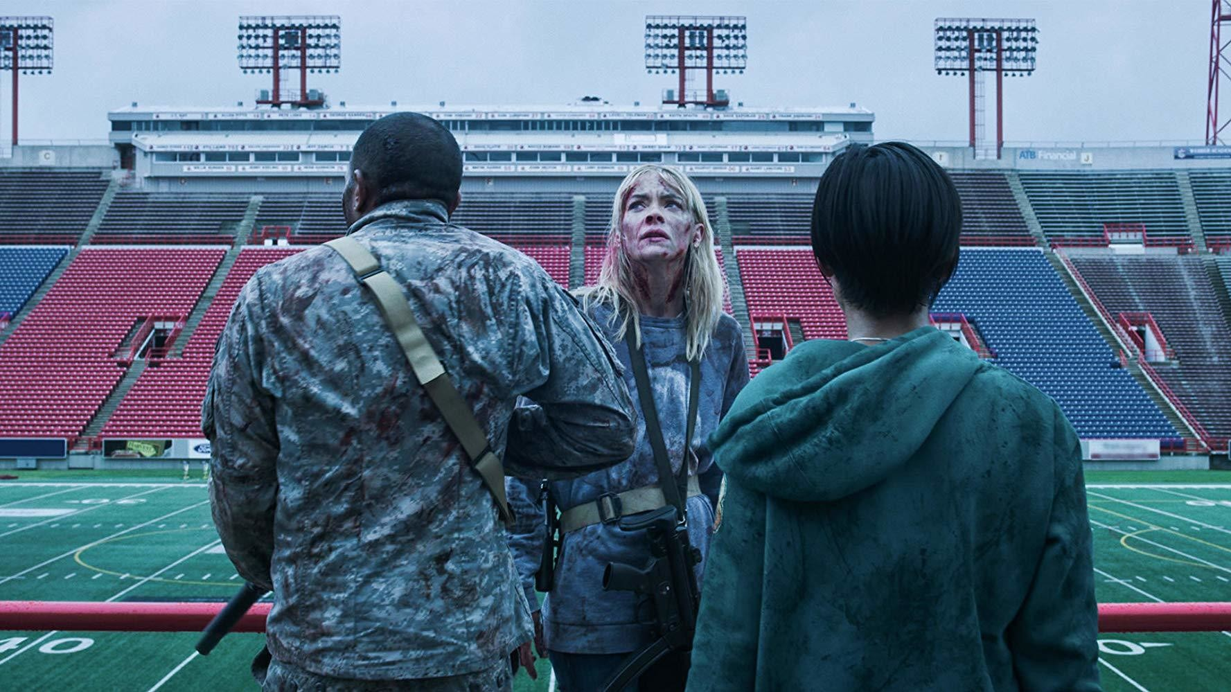 'Black Summer' Might Not Be 'Better' Than 'The Walking Dead,' But It Is More Exciting