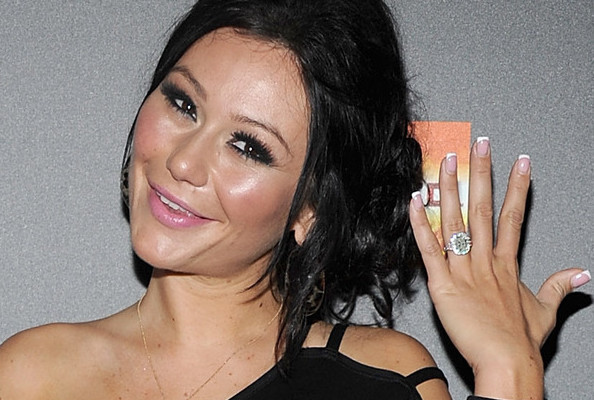 The Actual Moment Jwoww And Roger Got Engaged Awwww Video