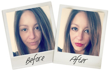 I Tried Charlotte Tilbury's 'The Bombshell' Makeup Kit and Here's What Happened