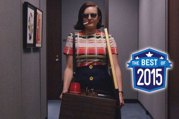 The Top 10 Most Badass Female Performances of 2015