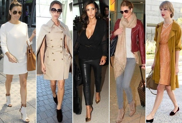 Vote! Who's the Best Dressed Jet-Setter?