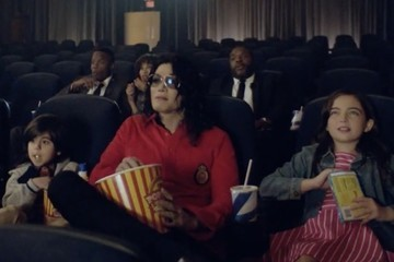 The First Trailer for Lifetime's Michael Jackson Biopic Is Here, and We Have Mixed Feelings