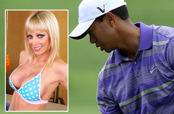 Tiger woods porn picture
