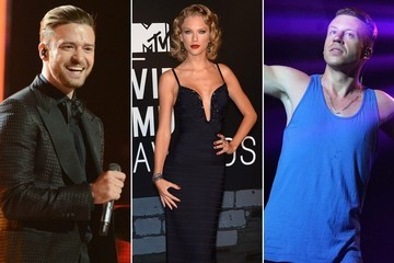 2013 MTV VMAs Winners