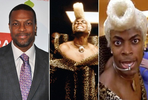 Chris Tucker - Actors Who Have Gone Blonde for Film Roles ...