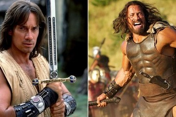 Kevin Sorbo on The Rock's Hercules, and Why Fans Still Love His Version of the Hero