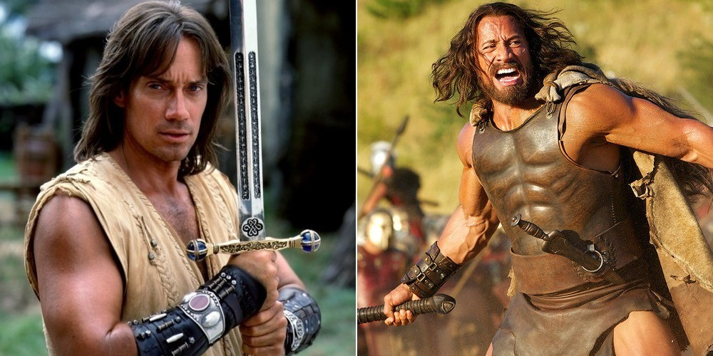 Kevin Sorbo on The Rock's Hercules, and Why Fans Still Love His ...