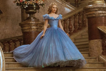 'Cinderella' Is Two Hours of All the Magic Money Can Buy