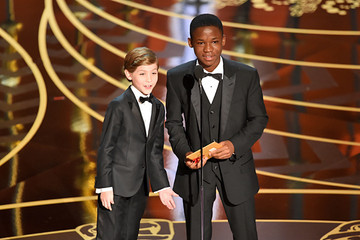 The Oscars Began and Ended with Abraham Attah and Jacob Tremblay