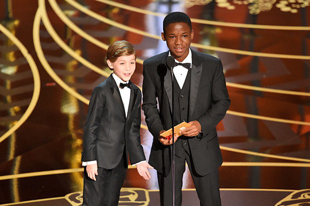 The Oscars Began and Ended with Jacob Tremblay and Abraham Attah