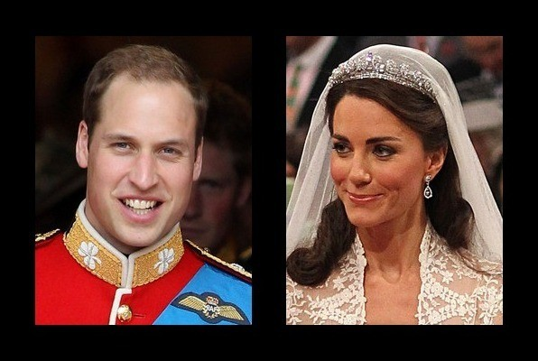 Prince William is married to Kate Middleton