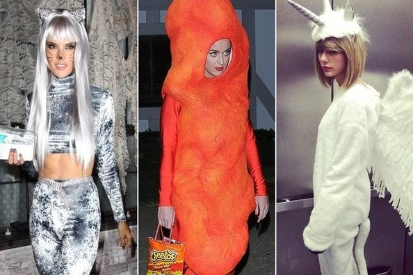 Celebrities in Halloween Costumes 2014  sc 1 st  Zimbio & Celebrities in Halloween Costumes 2014 - Zimbio