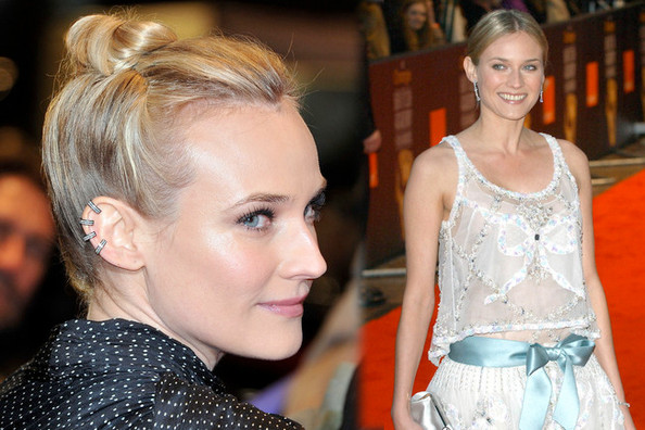 Fashion Flashback: Diane Kruger Then & Now
