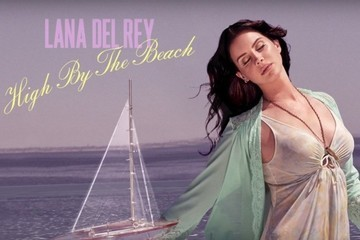Lana Del Rey Drops New Single 'High By The Beach' a Month Before Next Album Release