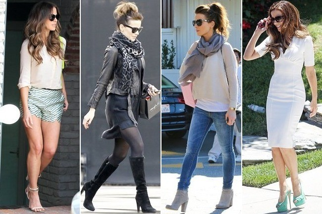 Street Style Inspiration: Kate Beckinsale's 8 Cutest Outfits