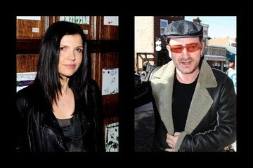 Ali Hewson Dating History