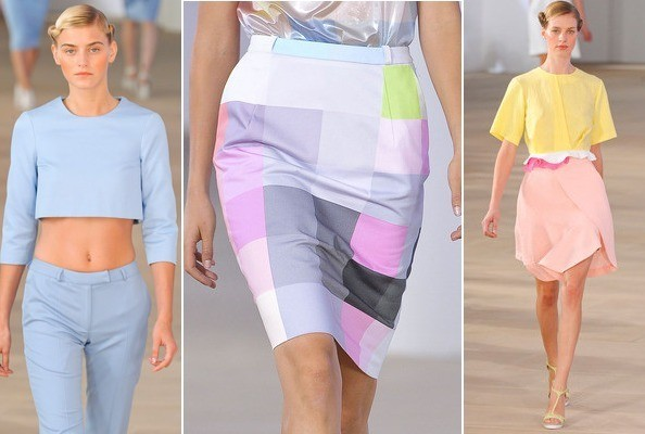 Fashion Forecast: Potent Pastels