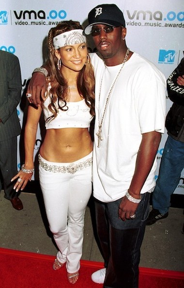 Celebs Who've Dated Rappers » Celeb News/Jennifer Lopez Dated Diddy