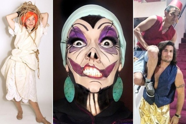 23 alternative disney costume ideas for halloween