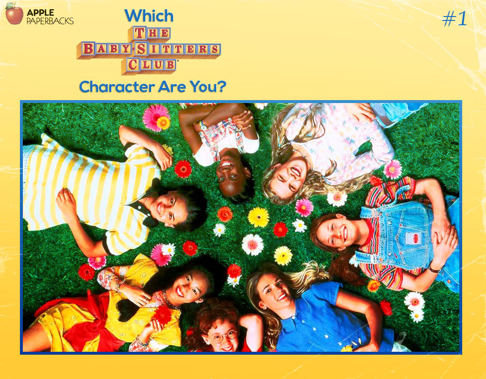 Which Member Of The Baby Sitters Club Are You Quiz Zimbio