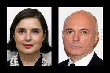 Isabella Rossellini Dating History