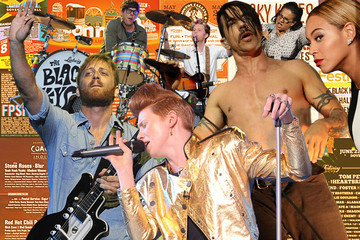 Summer Music Festival Preview: The Best and Biggest of 2013