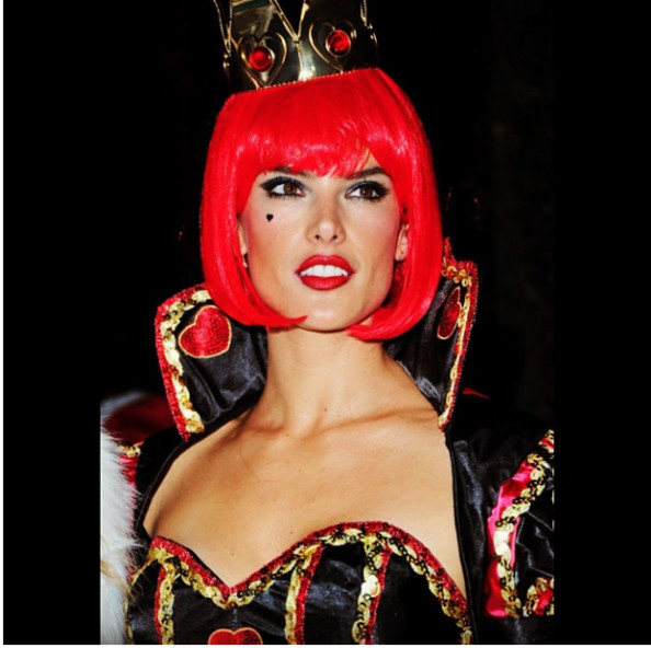 Got Inspiration?  Celebrity Halloween Instagram Edition