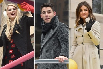 Highlights from the Macy's Thanksgiving Day Parade 2014