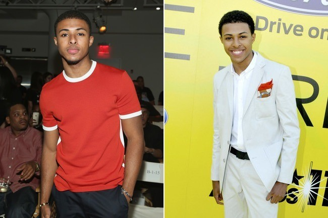 Is diggy simmons in a relationship