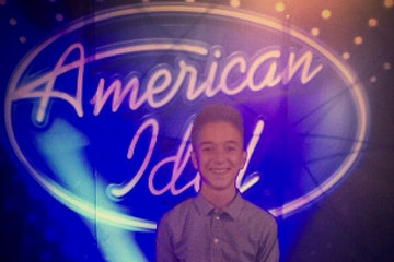 Daniel Seavey on American Idol