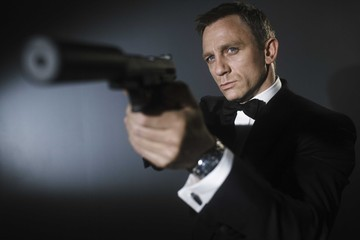 Do You Have What It Takes to Be 007?