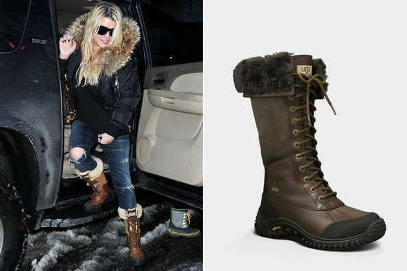 Try These Celeb-Approved Snow Boots