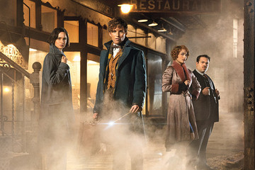 First Pictures from 'Fantastic Beasts and Where to Find Them'