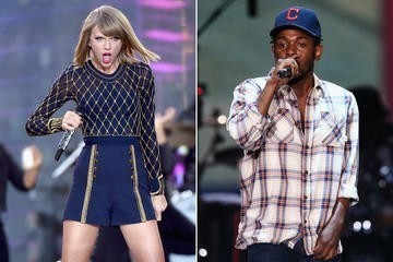Worlds Colliding: Who Knew Taylor Swift & Kendrick Lamar Were Fans of Each Other?