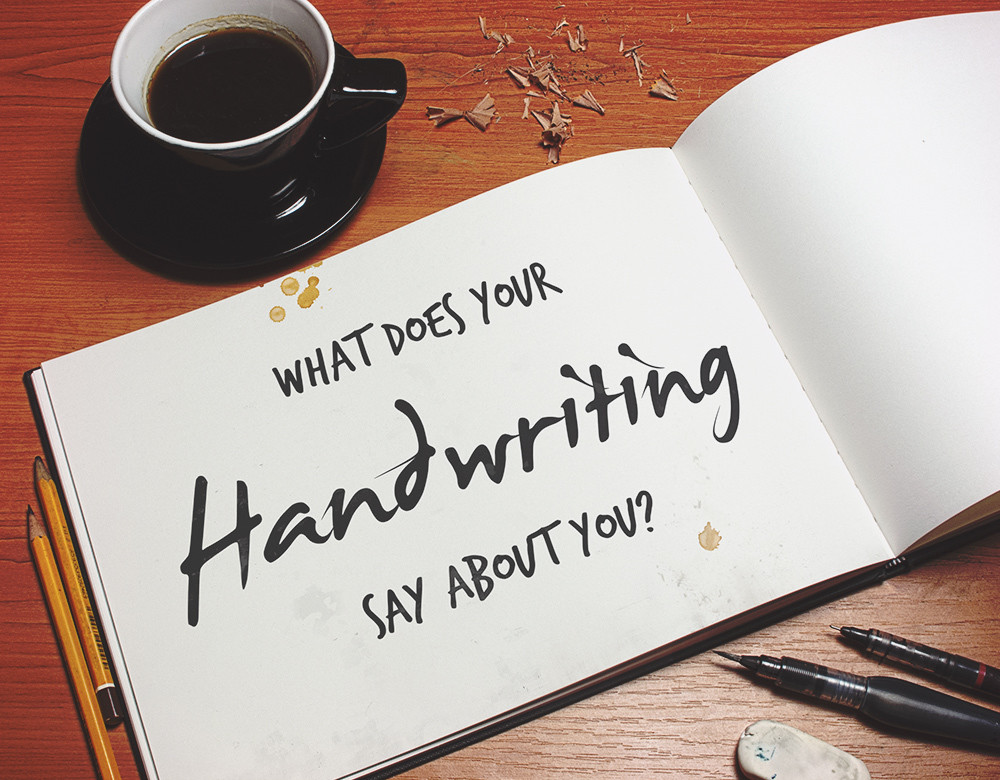 What Does Your Handwriting Say About You Quiz Zimbio