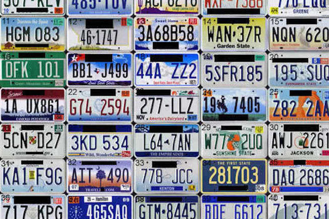 Can You Identify The License Plates From All 50 States