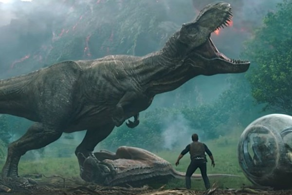 Watch the First Trailer for 'Jurassic World: Fallen Kingdom'