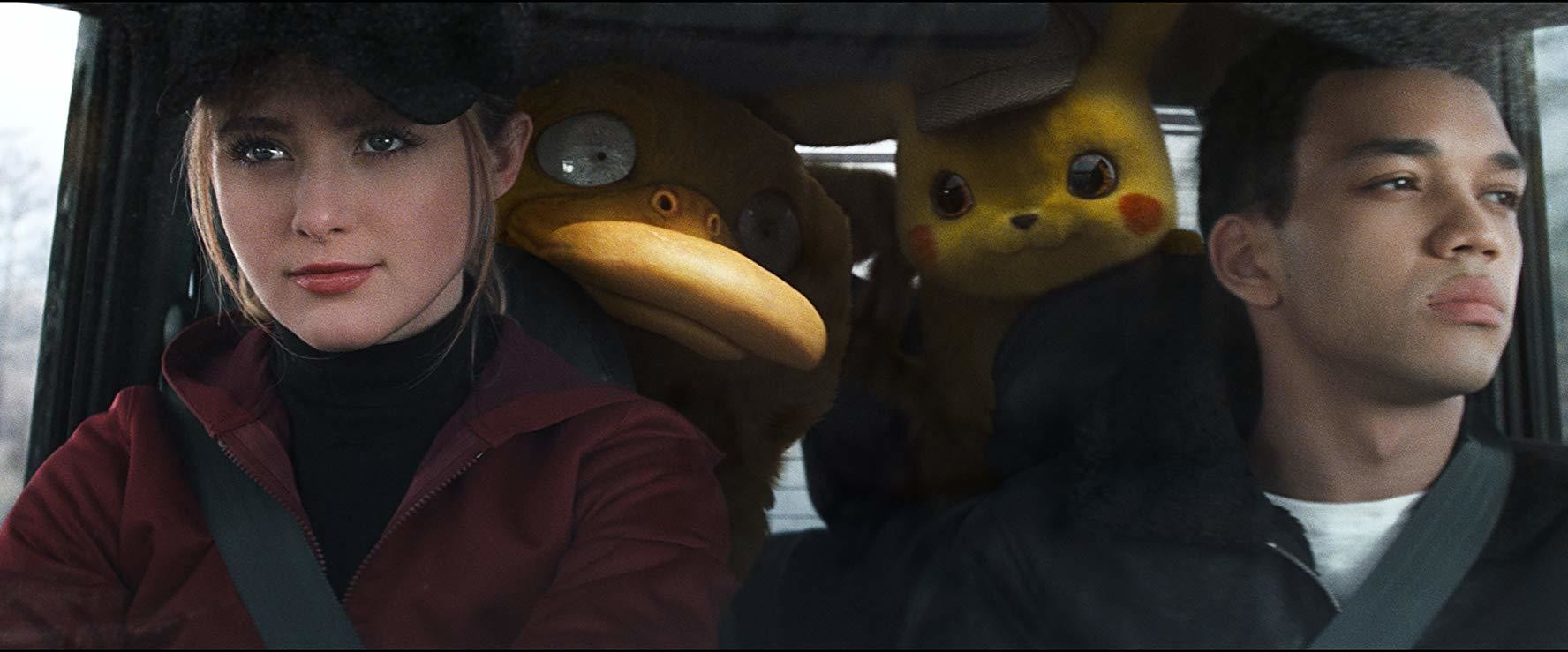 'Pokémon Detective Pikachu' Is Like 'Who Framed Roger Rabbit,' But Worse