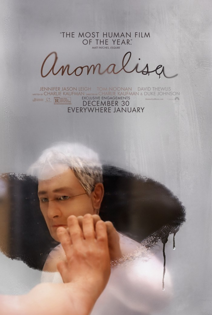Talking Adult Animation & 'Anomalisa' with Charlie Kaufman & Duke Johnson