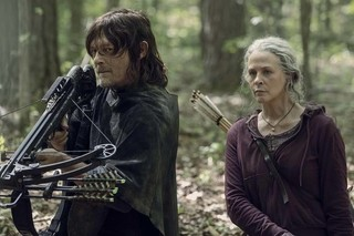 Are You More Daryl Or Carol From 'The Walking Dead'?