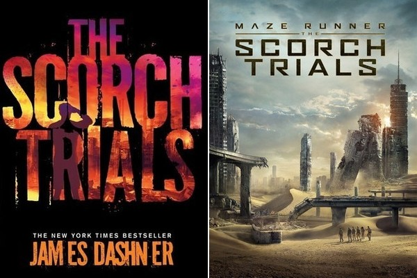 Pdf trials maze book scorch runner