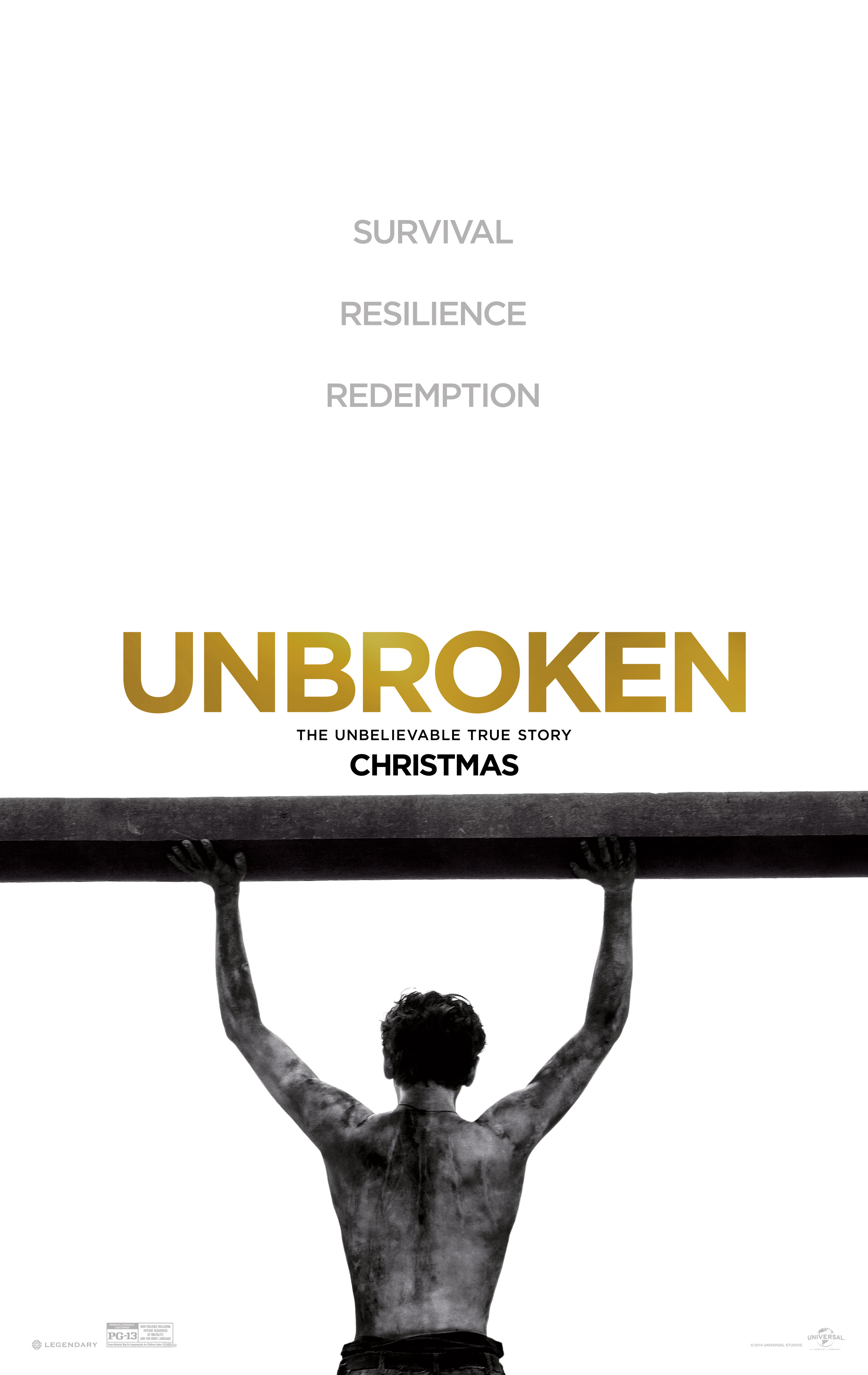 Unbroken Will Try To Break You Zimbio Film Reviews