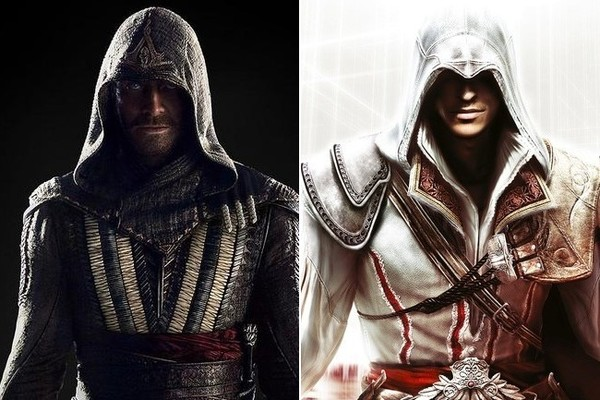 Here S What Michael Fassbender Will Look Like In Assassin S Creed