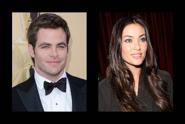 Who has chris pine dated