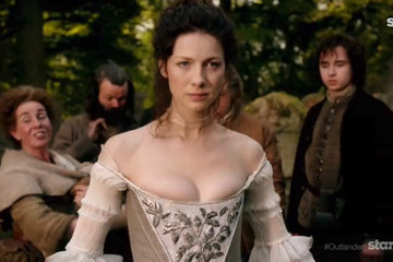 The New 'Outlander' Trailer Will Make You Swoon