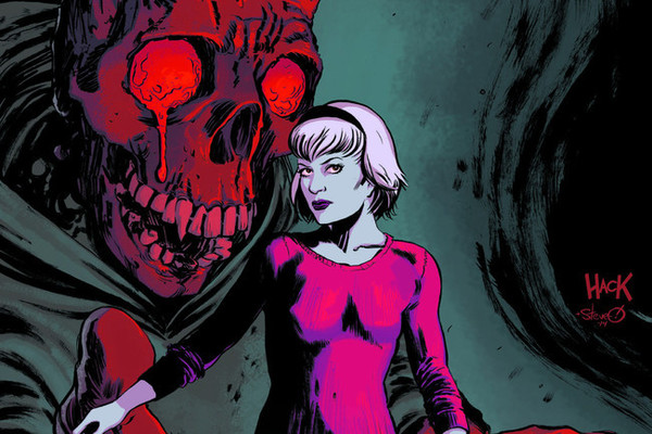 Riverdale companion series about Sabrina the Teenage Witch in the works
