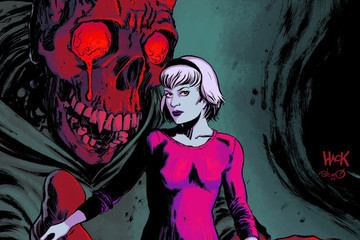 'Riverdale' Spin-Off 'Chilling Adventures of Sabrina' Is in the Works