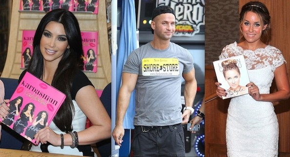 Highest Paid Reality Stars of 2010