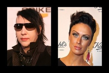 Marilyn Manson Dating History