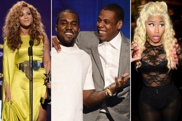 2012 BET Award Winners